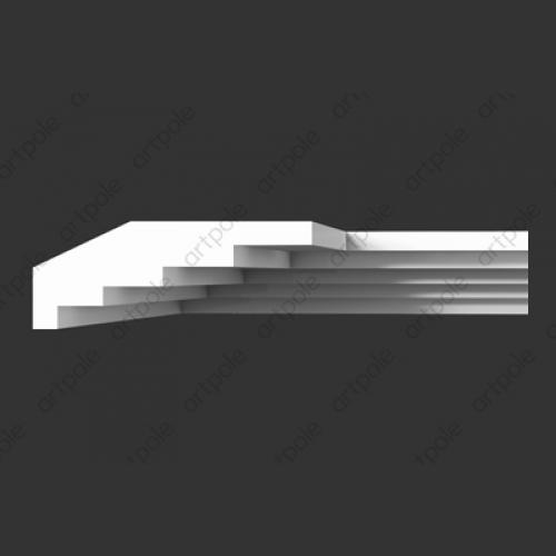 Карниз гладкий SKT37 от Artpole