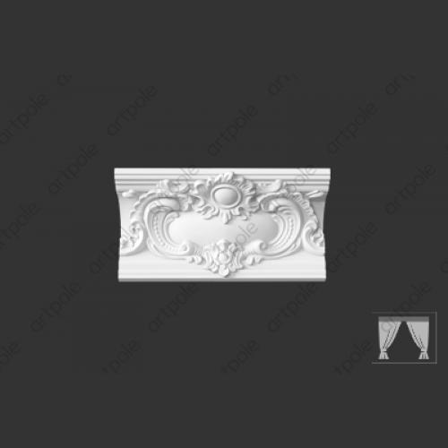 Карниз орнаментальный SK76N от Artpole