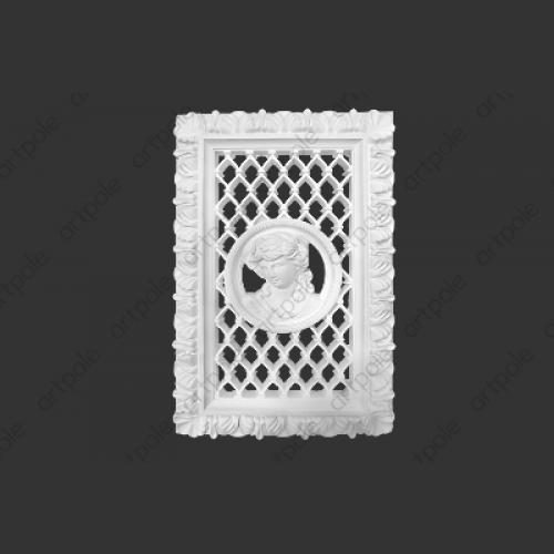 Вентиляционная решётка SVR2 от Artpole