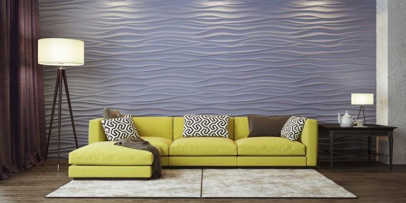 Гипсовые панели - универсальный отделочный материал