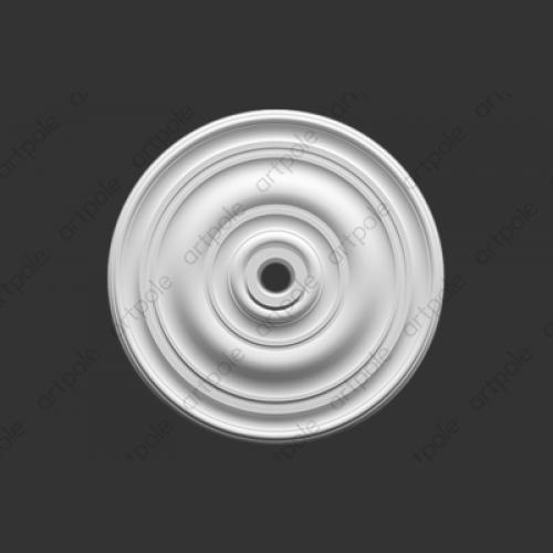 Розетка гладкая SRT15 от Artpole