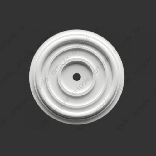 Розетка гладкая SRT13 от Artpole