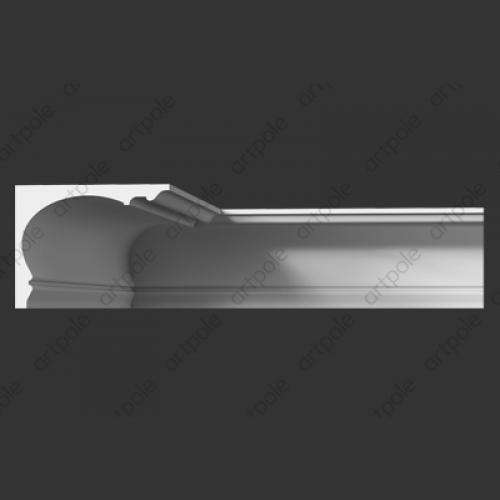 Карниз гладкий SKT122 от Artpole