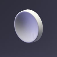 LUNA platinum материал глянец от Artpole