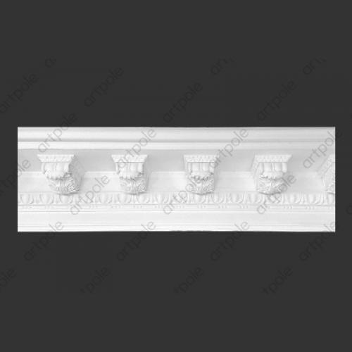Карниз орнаментальный SK54N (наборный) от Artpole