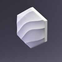 HEKSA-wave материал глянец от Artpole