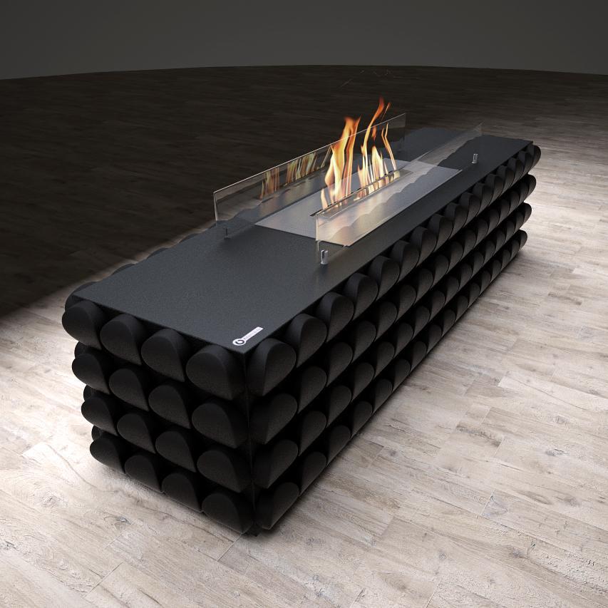 Биокамин Oniks floor от Artpole