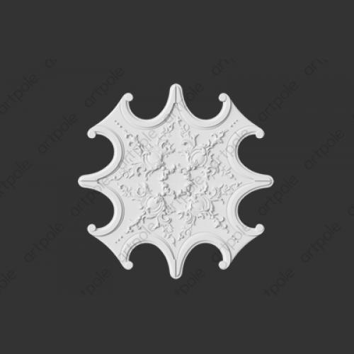 Розетка орнаментальная SR23 от Artpole