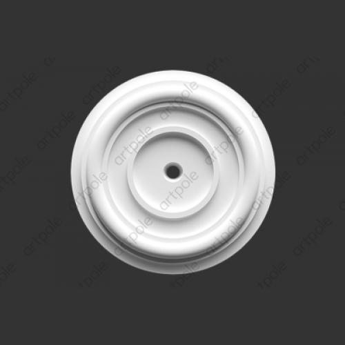Розетка гладкая SRT1 от Artpole