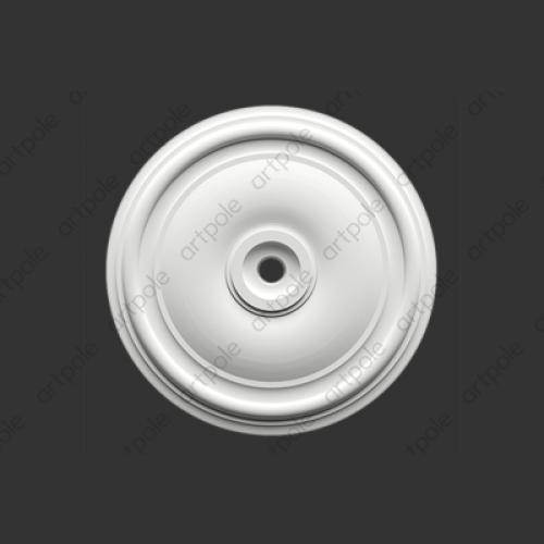 Розетка гладкая SRT19 от Artpole