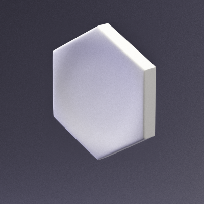 HEKSA-button от Artpole