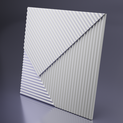 FIELDS 2 Platinum материал глянец от Artpole