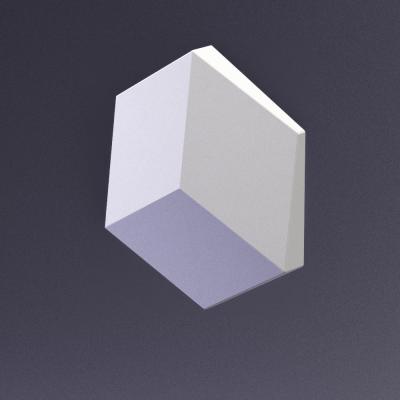 CUBE-solo материал глянец от Artpole