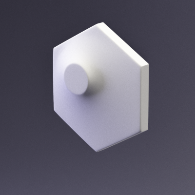 HEKSA-dots материал глянец от Artpole