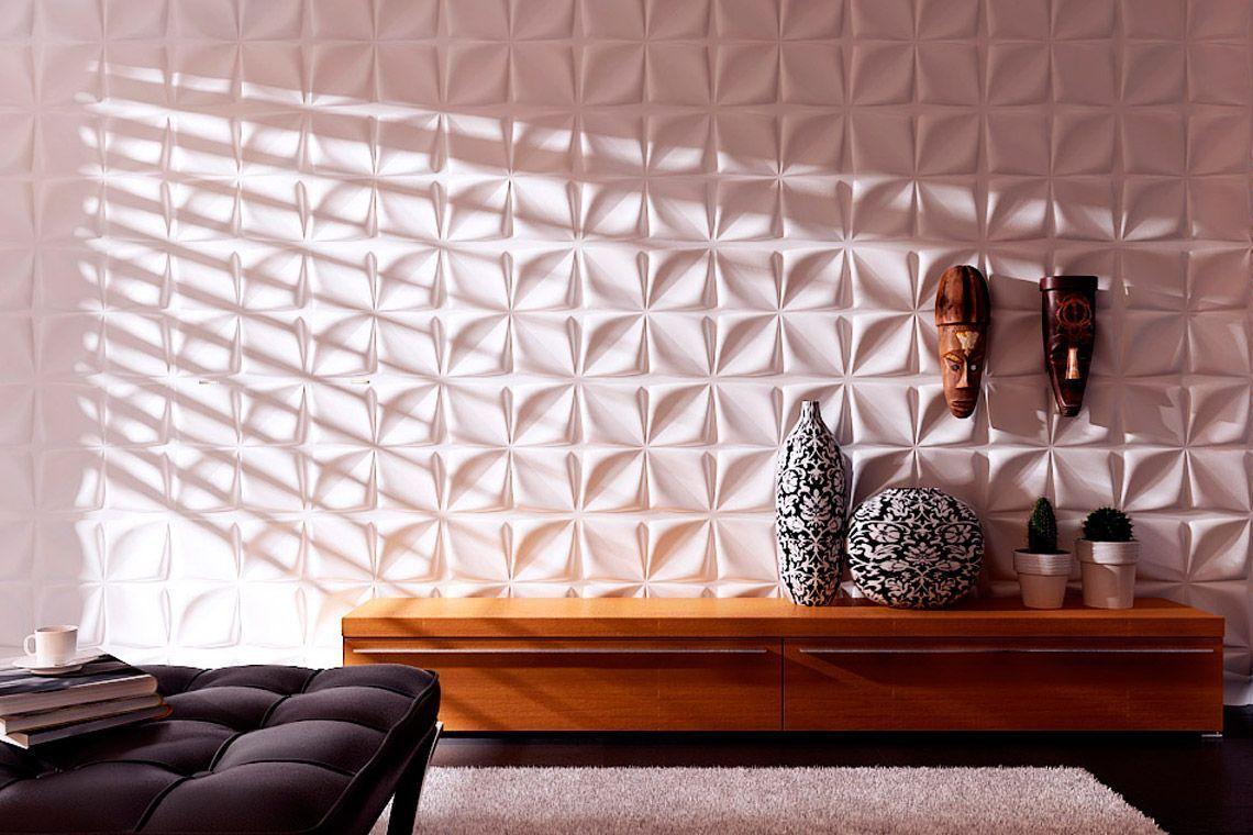 3d гипсовые панели для стен