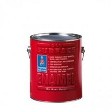 Универсальная эмаль для металла и дерева All Surface Enamel Satin Oil
