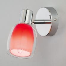 Настенный светильник Eurosvet Potpourri 20119/1 красный