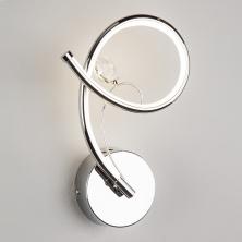 Настенный светильник Eurosvet Agata 90089/1 хром