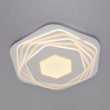 Потолочный светильник Eurosvet Salient 90153/6 белый