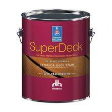 Масло-пропитка для дерева для внутренних работ Super Deck Oil-based Semi-Transp. stain