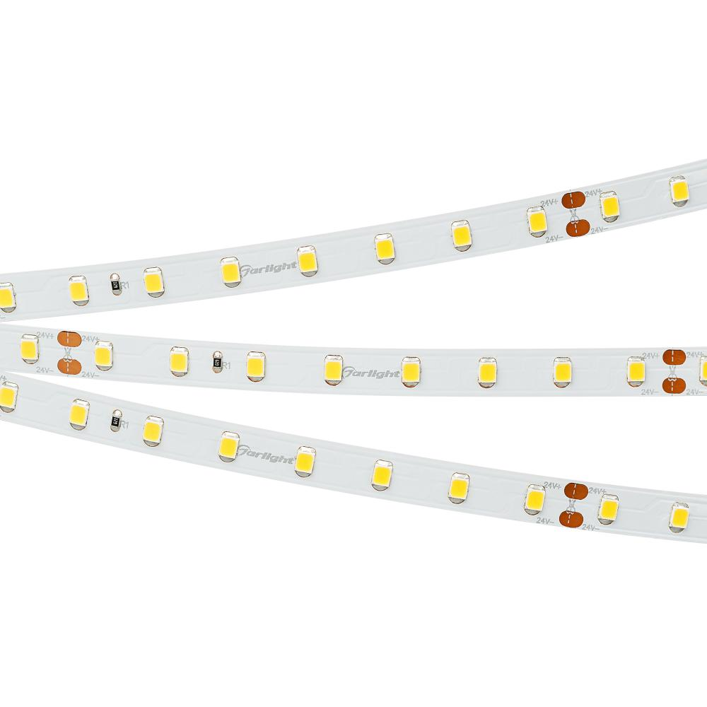 Лента RT 2-5000 24V White5500 (2835, 80 LED/m, LUX)